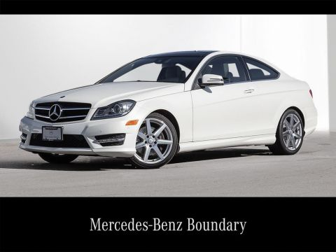 Certified Pre-Owned 2015 Mercedes-Benz C-CLASS C350