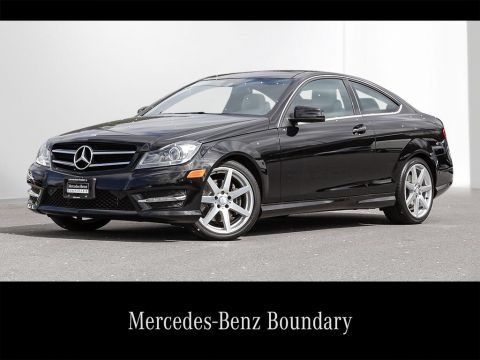 Pre-Owned 2015 Mercedes-Benz C-CLASS C350